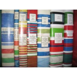 serie completa 7 cataloghi decorazioni Uffici storici