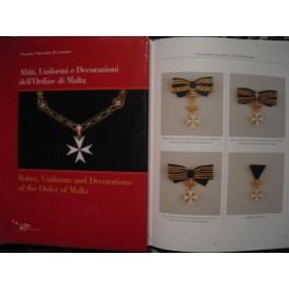 Catalogo Abiti, Uniformi e Decorazioni dell'ordine di Malta