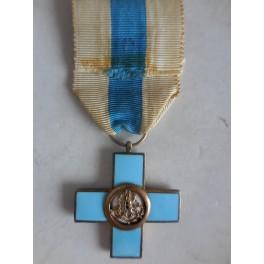 Croce da cavaliere ordine al merito civile 1831