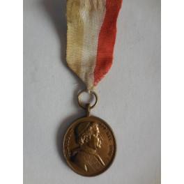 Medaglia Pio IX a ricordo delle 5 giornate di Milano 1848