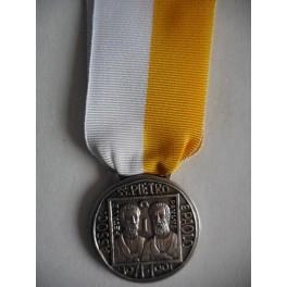 Medaglia al merito 20 anniv. Associazione Santi Pietro e Paolo 1971-1991