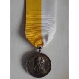 Medaglia ai benemerenti alle Dame Pio X 1908