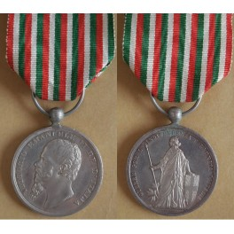 Medaglia per i combattenti delle campagne d'Indipendenza e unità