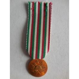 Medaglia in oro ai soldati reduci della Prima Guerra Mondiale 1918 1968