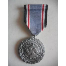 Germania medaglia per la difesa aerea 1938