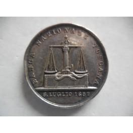 Banca Nazionale Toscana 1857