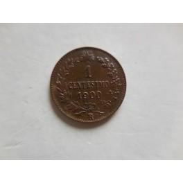 1 centesimo 1900 FDC