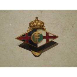 Distintivo Reale federazione italiana di Canottaggio con piedino