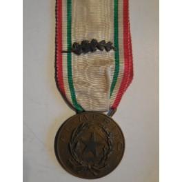 Medaglia al merito della Croce Rossa Italiana CRI in bronzo