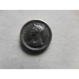 Parma Maria Luigia gettone o medaglia da 10