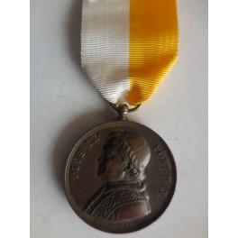 Medaglia a ricordo dell'Amnistia di Pio IX 1846