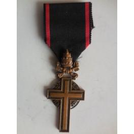 Croce a benemeriti del Giubileo 1934 Pio XI 3 classe
