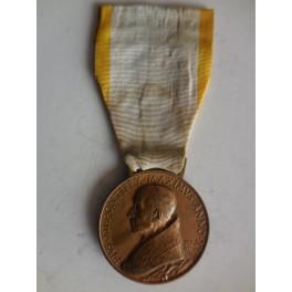 Medaglia centenario immacolata concezione 1954 Pio XII