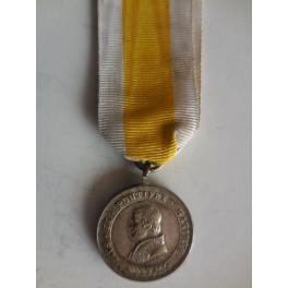 medaglia al merito militare per truppe Svizzere presa di perugia 1859 Pio IX