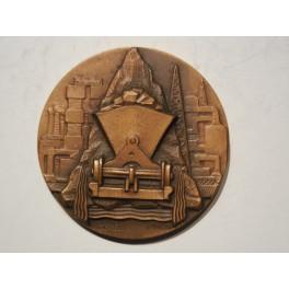 Roma medaglia federazione combustibili 1939