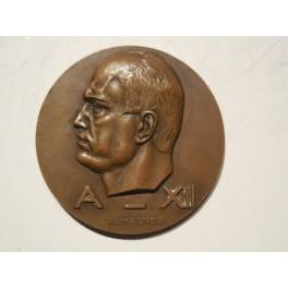Medaglia a ricordo della fondazione di Sabaudia 1934