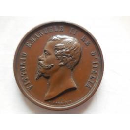 Medaglia Premio Du0027incoraggiamento Reale Conservatorio Di Musica Milano