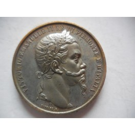 Medaglia alleanza Franco-Sarda 1859