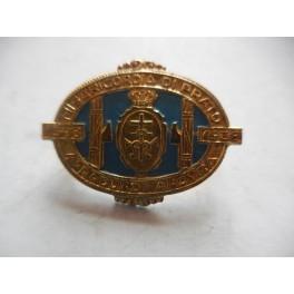 Distintivo 4 secolo misericordia Prato 1538 1938