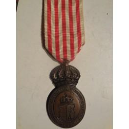 Medaglia ai soccorritori degli esuli di Ungheria 1956 ordine di Malta SMOM