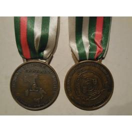 Medaglia di benemerenza per gli aiuti ai terremotati sisma Umbro marchigiano 1997