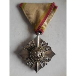 Bulgaria cavaliere ordine al merito civile 1891