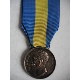 Medaglia i veterani in pellegrinaggio alla tomba di Carlo Alberto