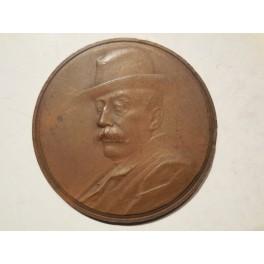 Medaglia alla memoria di Angelo Cappuccio incisore 1919