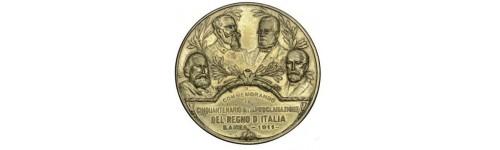 MEDAGLIE ITALIANE
